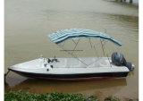 Barco de motor de la fibra de vidrio de Aqualand 19feet los 6m/barco de pesca (190)