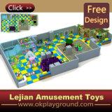 Le Château de ce terrain de jeux intérieur d'attractions pour enfants (T1404-9)
