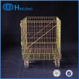 Stackable клетка крена складчатости ячеистой сети металла