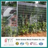 De decoratieve Omheining van het Netwerk Brc van Brc van de Omheining Rolltop Fence/PVC Met een laag bedekte