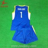 Volleyball sublimé par teinture Jersey de Healong Brésil