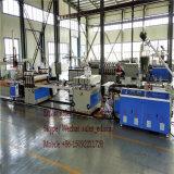 Placa de piso de PVC interior Junta rígida máquina de tablero