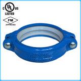 UL/Ulc FM 승인을%s 가진 연성이 있는 철 엄밀한 연결