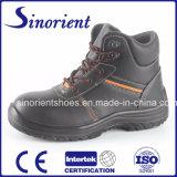 Zapatos de seguridad inyectados PU superventas S3 RS1004