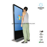 Guangzhou Shenzhen WiFi TFT LCD LED Panneau vidéo Moniteur Affichage écran tactile