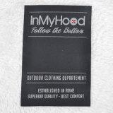 Etiquetas de algodão 100% algodão para roupa ao ar livre