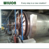 Wasmachine van de Trommel van de Huid van het Vee van het Varken van de ezel de Horizontale Spiraalvormige