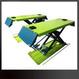 Hidráulicos movibles Scissor la elevación para el garage casero