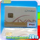 Cartão da microplaqueta CI do contato do controle de acesso SLE4442 do hotel