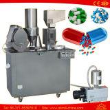 Semi automático la máquina de rellenar de la pequeña de China cápsula de la fábrica