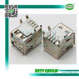 Waterdichte Schakelaar Fbusba2-115b van de micro- USB de Mannelijke Schakelaar USB van PCB