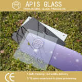 3-12mm Silk-Screendrucken-Glas/dekoratives/farbiges keramisches gefrittetes anstreichendes Glashartglas