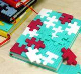 Новая тетрадь головоломки крышки силикона