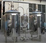 Equipamento pequeno da cervejaria da cerveja de 3 tambores micro para o Sell