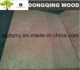 L1220X2440mm pegamento E1 aminado la madera contrachapada por la canal de cocina