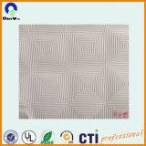 Película grabada fuente del techo del PVC de la fábrica para la tarjeta del techo