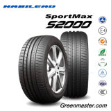 DOT Gcc EU-Labelling Certified Passenger Car Tire SUV PCR Pneus