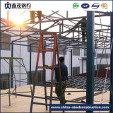 Almacén movible del marco de la estructura de acero (marco de acero)