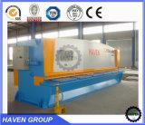 Machine de tonte hydraulique de QC12Y, découpage de plaque et machine de tonte