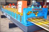 Roulis utilisé de panneau de toit en métal de bonne qualité de Hebei formant la machine