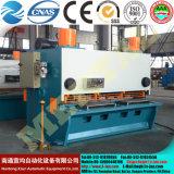 ¡Venta caliente! Máquina que pela (CNC) de la guillotina hidráulica de QC11y (k) -8X2500
