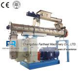Pelotilla de la alimentación del acondicionador del vapor que hace la máquina