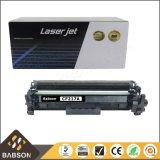 Prime de vente chaude CF217D'une cartouche compatible de toner pour imprimante HP Laserjet M102A M102W MFP M130 M132