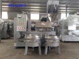 Nuova macchina della pressa dell'olio di soia di disegno/olio caldo e freddo della vite che fa macchina