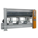 4'x8 'Hot Press Machine pour le placage