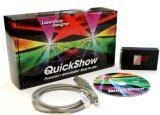 Espreitador Quick Mostrar Laser/Software Mostrar Design/Laser bricolage mostrar