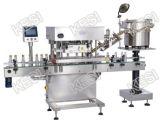 Máquina tampar de frasco/de capsulador/tampão do copo máquina da selagem do friso do tampão da máquina de pressão