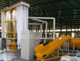 Máquina de reciclaje de papel para pañales