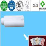 40+15g papel kraft blanco por azúcar bolsita