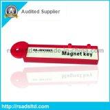 Ключ самого лучшего качества магнитный для замка стопа