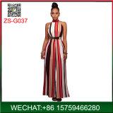 2018 도매 새로운 줄무늬 섹시한 여자 낙하산 강하복 형식