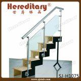 Pasamanos de interior de la escalera del acero inoxidable (SJ-H1067)