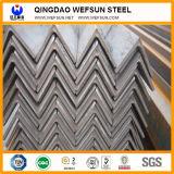 Barra d'acciaio galvanizzata di angolo per la struttura
