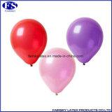 Tour des ballons en latex de promotion des échantillons gratuits