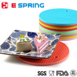 Silicone Pot Holder Extra Thick Silicone Trivet Mat