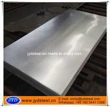 Lo zinco ha ricoperto il piatto del taglio dell'acciaio