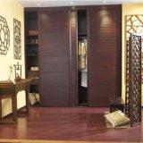 Wardrobe modelo aluminoso da placa da porta de Sutter/Almirah/jogo de quarto