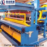 Machine à mailles soudées à barres en acier pneumatique