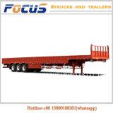 40t - Schlussteil-seitlicher Vorstand-Ladung-LKW-halb Schlussteil der seitlichen Wand-50t für Verkauf
