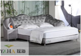 Novo Mobiliário dormitório cama macia Yr216