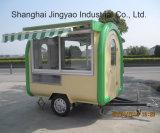 Mittagessen-LKW-Lastwagen mit Qualität (Shanghai-FABRIK)