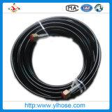 Высокий шланг шланга стального провода спирали ИМПа ульс усиленный гидровлический закрученный в спираль