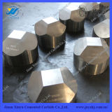다이아몬드 Cutting Use Sintered Tungsten Carbide Six Faces 110mm Anvil