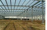 Hecho en almacenaje prefabricado China de la estructura de acero verter (KXD-SSW36)
