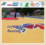 Les plus populaires Long Life Service Basketball Basket / Basketball Gym Floor