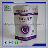 Saco de pé da folha de alumínio do fornecedor de China